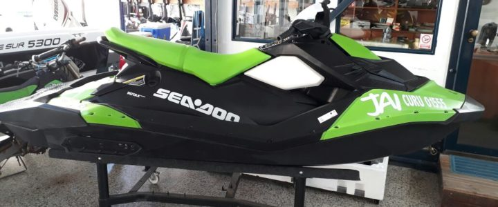 SEA DOO SPARK 3 UP